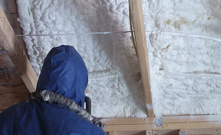 Spray Foam Saves The Day In 70 Year Old Maryland Homes