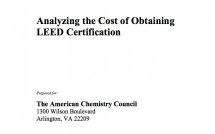 LEED-Cost-Analysis-Report