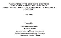 Plastics-Energy-and-Greenhouse-Gas-Savings-Using-Housewrap-Final-Report