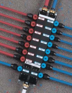 Flexing your pex plumbing the possibilities of cross for Pex tubing for hot water heating