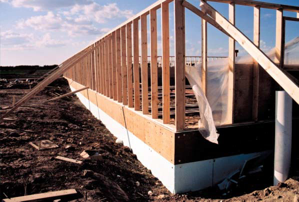 Frost-Protected Shallow Foundation Design - Green Building