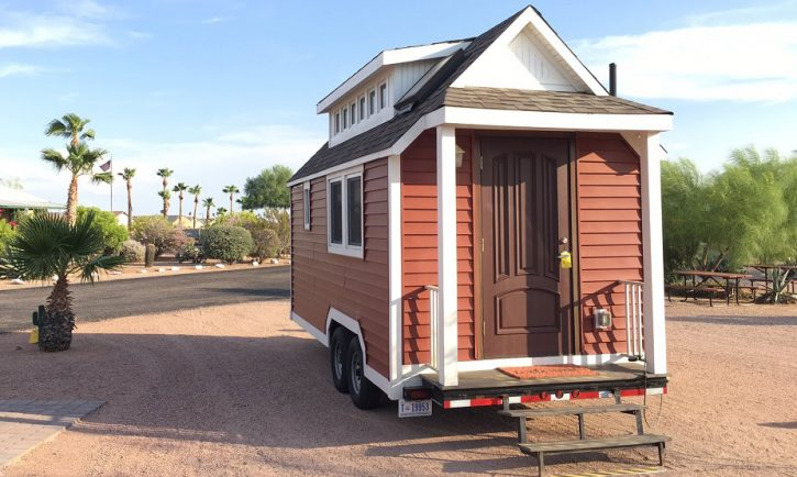 Peachy Can A Tiny House Withstand 100 Degree Arizona Heat Best Image Libraries Weasiibadanjobscom